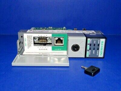 Allen Bradley 1747-l552 Series B Slc 500 Slc 505 Processor Controller