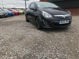 VAUXHALL CORSA D LIMITED EDITION, PETROL, 14K LOW MILEAGE