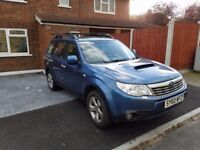 £6,500 Subaru Forester 2.0 D XC 5dr 2011