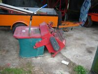 countax power sweeper & collector