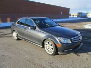 2011 Mercedes-Benz C-Class C250 4MATIC** ACCIDENT FREE** 3 YEARS