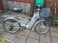 36 volt electric bike