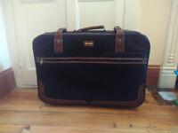 Rodelle Suitcase Wheeled Suitcase Trolley Luggage Flight Holiday Bag 4 Wheels