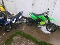 Blata 50cc kdx 50cc