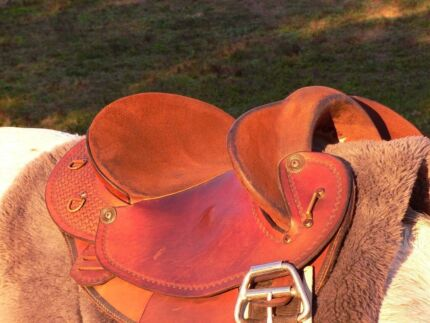 Ken Read Saddle - Half Breed Bangalow Byron Area Preview