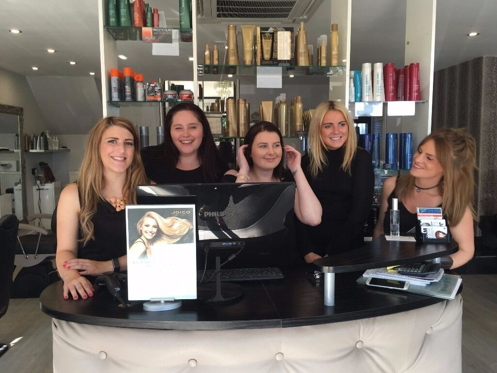 front of house manager reception for busy hair salon croydon in front of house manager reception for busy hair salon croydon