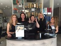 Front of House/Manager/Reception for busy hair salon Croydon