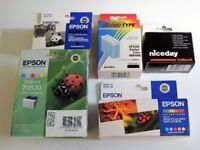 Epson Inkjet Cartridges