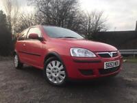 Vauxhall Corsa 1 Litre Petrol Only 42k On Clock Long Mot Cheap To Run And Insure !