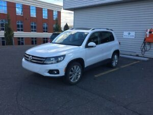 2014 Volkswagen Tiguan Highline, 4 MOTION, TOIT OUVRANT PANORAMI