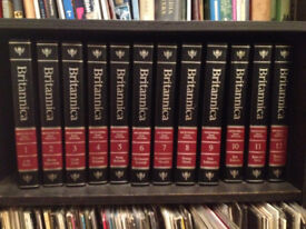 Encyclopaedia Britannica 15th Edition Black Leatherbound LAST CHANCE BEFORE CHRISTMAS