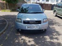 2002 Audi A2 1.4 SE 5dr Manual @07445775115