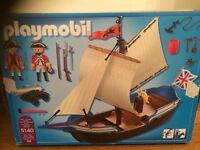 Playmobil pirate ship 5140