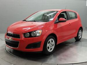 2014 Chevrolet Sonic HATCH AC