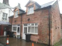 Former coaching house.One bedroom,situated in a quite muese lane right in the heart of Dumfries