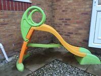 Child's slide