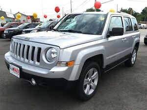 2011 JEEP PATRIOT LIMITED- HEATED SEATS, REMOTE START, LEATHER I Windsor Region Ontario image 2