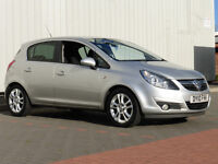 Vauxhall Corsa 1.4 SXI 94K SXI FSH MOT'ED 10 REG