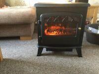 Newport Electric wood burner