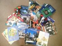 COLLECTION OF LILLIPUT LANE GULLIVERS WORLD COLLECTORS CLUB MAGAZINES