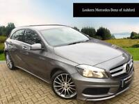 Mercedes-Benz A Class A200 CDI BLUEEFFICIENCY AMG SPORT 2014-04-23