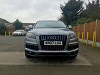 Audi Q7 3.0 tdi quatrro facelift not range rover x5 ml270 ml320