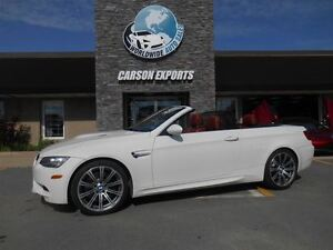 2011 BMW M3 CONVERTIBLE!  FINANCING AVAILABLE