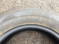 Infinity van/commercial tyre