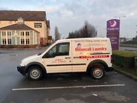 Franchise Laundry Delivery Business For Sale - Insured Van & Marketing Included - Flexible Hours