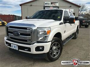 2015 Ford F-250 SUPER DUTY Lariat  Platinum