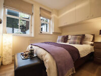 Lovely Chelsea Flat Just Off Kings Road With Private Garden from £119 per Night