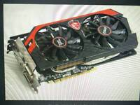 MSI R9 270. Radeon.