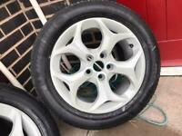 FORD 17 INCH ALLOYS TRANSIT CONNECT / FORD ST / MONDEO / FOCUS