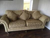 3 Seater sofa & large chair