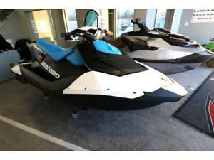 2018 Sea-Doo/BRP SPARK 3UP 900 HO ACE iBR / Conv. Pkg