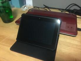 Amazon kindle Tablet for sell used but very good working condition