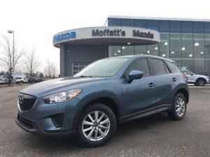 2015 Mazda CX-5 GX AWD BLUETOOTH, ALLOY RIMS, 5.8 TOUCH SCREEN