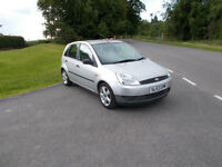 2003 53 FORD FIESTA 1.4 FINESSE 5 DOOR SEMI AUTO