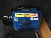 For sale petrol generator