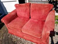 3 and a 2 seater sofa