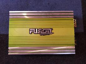 Fusion FE-504 Encounter 4 Channel Amplifier
