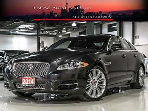 2014 Jaguar XJ AWD|MASSAGE|BLINDSPOT|NAVI|FULLY LOADED