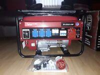 Brand new THREE-PHASE generator