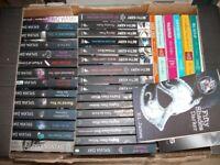 100 BOOKS NEARLY NEW & UNREAD