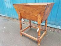 Antique English Rustic Oak Dough Trough. Displayl/Kitchen/Storage/Farmhouse