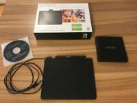 Wacom Intuos Photo Tablet and Pen