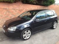 VW GOLF TDi 1.9 2007 REG, LONG MOT, FULL SERVICE HISTORY, HPi CLEAR, NICE SPEC WITH ALLOYS & AIR CON