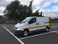 Vauxhall vivaro 2.0 cdti 6 speed good runner clean van