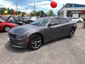 2017 Dodge Charger Rallye- SUNROOF, REAR VIEW CAMERA