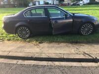 BMW 530D 5 SERIES , NEW SHAPE, LOW MILAGE , BARGAIN!
